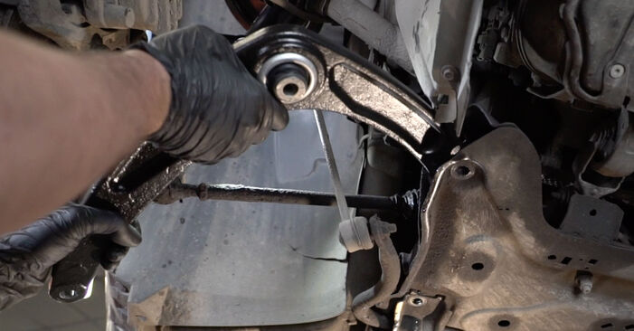 Need to know how to renew Control Arm on PEUGEOT 307 ? This free workshop manual will help you to do it yourself