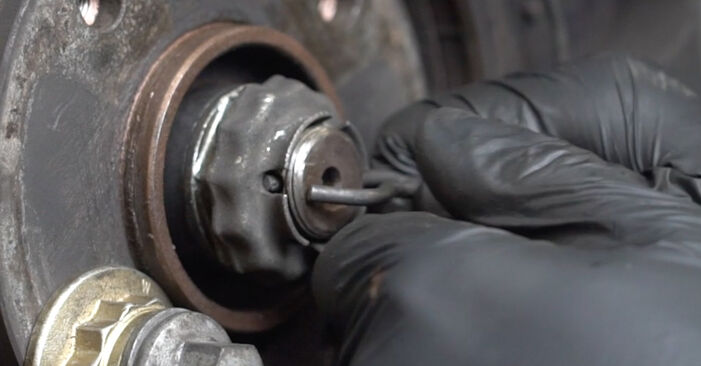 DIY replacement of Wheel Bearing on PEUGEOT 307 SW (3H) 2.0 HDI 110 2001 is not an issue anymore with our step-by-step tutorial
