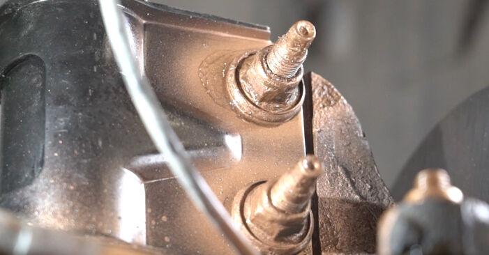 Kaip pakeisti PEUGEOT 307 SW (3H) 2012 Spyruoklės - patarimai ir gudrybės