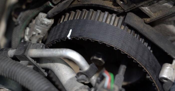 Stap voor stap tips om Peugeot 307 SW 2000 2.0 HDi 135 Waterpomp + Distributieriem Set zelf te wisselen