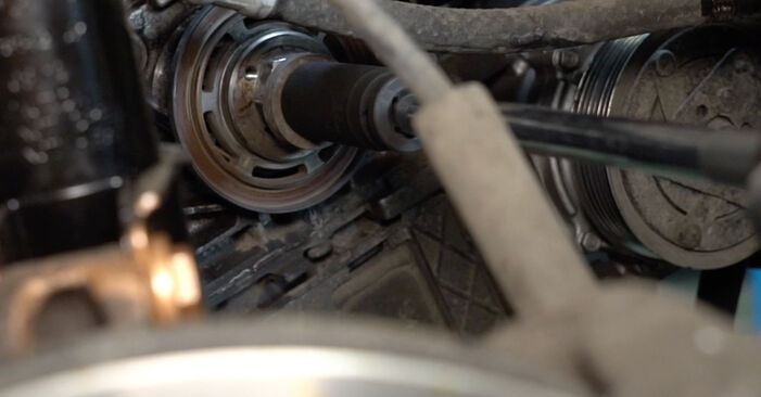 Need to know how to renew Water Pump + Timing Belt Kit on PEUGEOT 307 ? This free workshop manual will help you to do it yourself