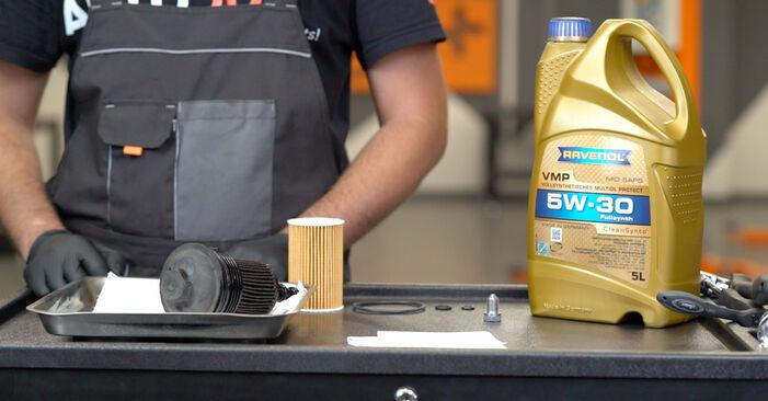 Zweckdienliche Tipps zum Austausch von Ölfilter beim VW TOURAN (1T3) 1.4 TSI 2012