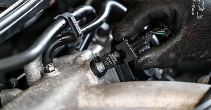 A3 Hatchback (8L1) 1.8 1999 Bougies instructies voor doe-het-zelf vervangen