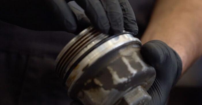 Ölfilter MINI MINI (R50, R53) 1.6 Cooper S 2003 wechseln: Kostenlose Reparaturhandbücher