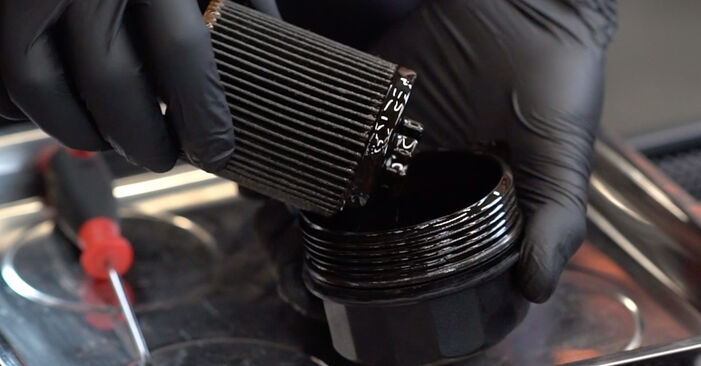 DIY replacement of Oil Filter on OPEL Astra G CC (T98) 1.4 16V (F08, F48) 2000 is not an issue anymore with our step-by-step tutorial