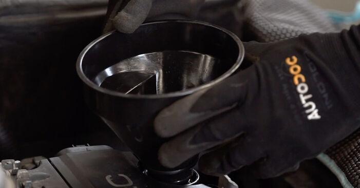 Come cambiare Filtro Olio su OPEL Astra G CC (T98) 1998 - suggerimenti e consigli