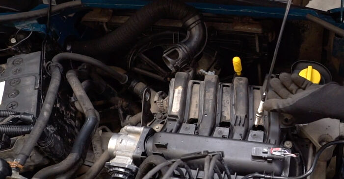 RENAULT KANGOO D 65 1.9 Spark Plug replacement: online guides and video tutorials