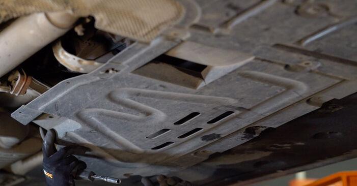 Wie man BMW 3 SERIES 325i 2.5 2010 Kraftstofffilter austauscht - Eingängige Anweisungen online