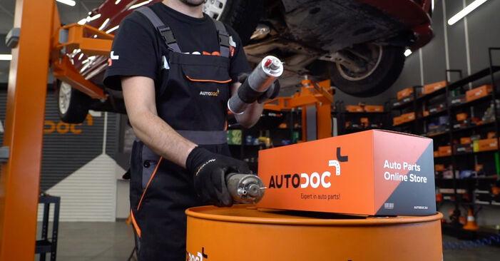 3 Cabrio (E46) 323Ci 2.5 2001 320Ci 2.2 Kraftstofffilter - Handbuch zum Wechsel und der Reparatur eigenständig