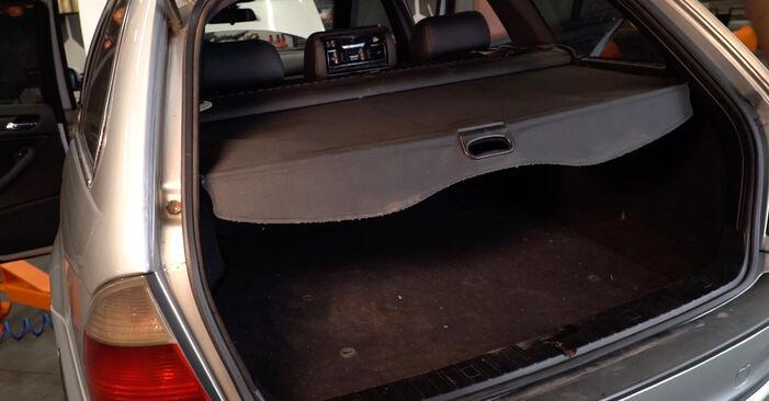 Comment changer Amortisseurs sur BMW 3 Touring (E46) 1998 - Manuels PDF et vidéo gratuits