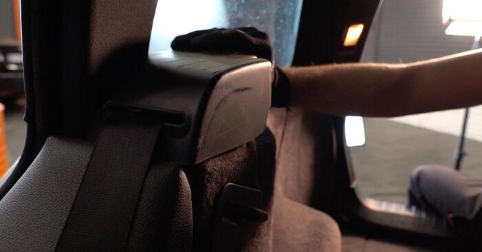 Wechseln Stoßdämpfer am BMW 3 Touring (E46) 318i 2.0 2001 selber