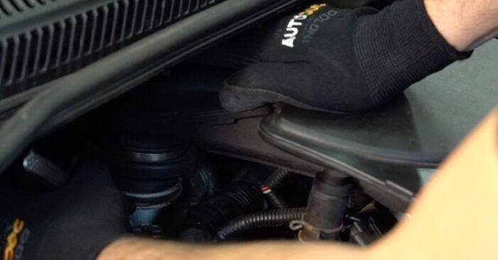 Wie lange braucht der Teilewechsel: Zündkerzen am Toyota Aygo ab1 2013 - Einlässliche PDF-Wegleitung