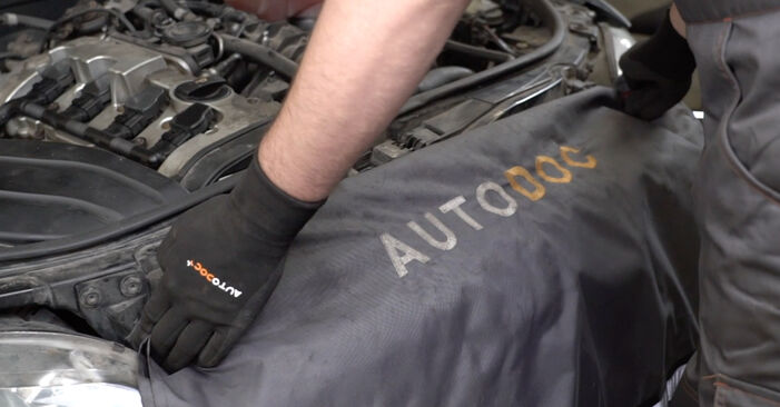 How to replace AUDI A4 Saloon (8EC, B7) 2.0 TDI 16V 2005 Poly V-Belt - step-by-step manuals and video guides