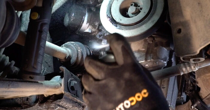 Changing of Oil Filter on FIAT BRAVO II (198) 2014 won't be an issue if you follow this illustrated step-by-step guide