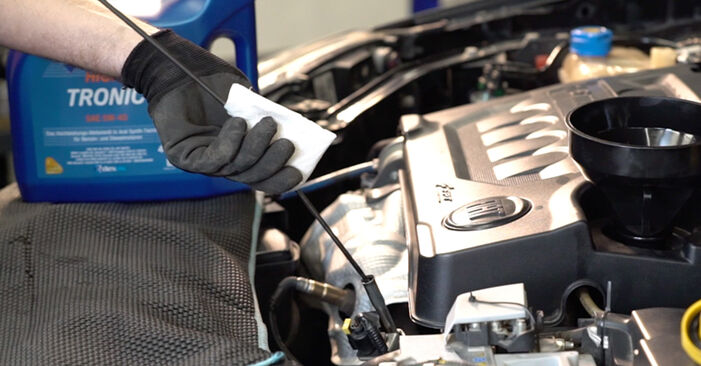 DIY replacement of Oil Filter on FIAT BRAVO II (198) 1.4 2020 is not an issue anymore with our step-by-step tutorial
