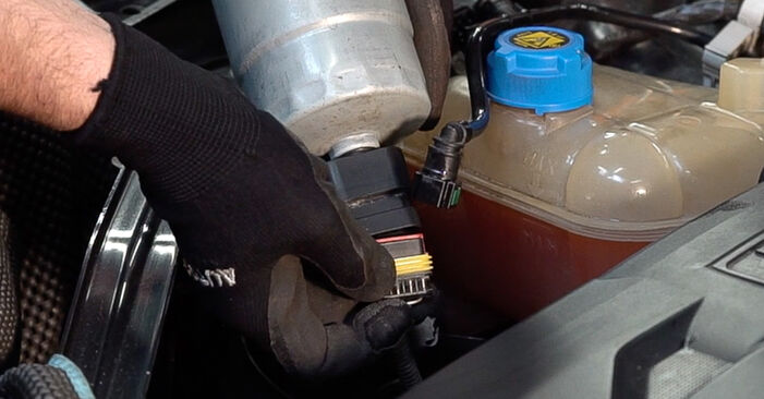 Need to know how to renew Fuel Filter on FIAT BRAVA ? This free workshop manual will help you to do it yourself