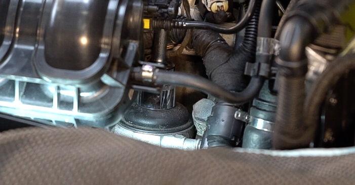 Πόσο διαρκεί η αντικατάσταση: Φίλτρο λαδιού στο Alfa Romeo 159 Sportwagon 2005 - ενημερωτικό εγχειρίδιο PDF