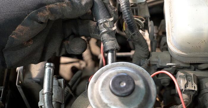 Sostituire Filtro Carburante su TOYOTA LAND CRUISER (KDJ12_, GRJ12_) 3.0 D 2009 non è più un problema con il nostro tutorial passo-passo