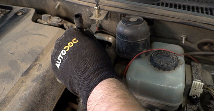 How to remove TOYOTA LAND CRUISER 3.0 D-4D 1999 Fuel Filter - online easy-to-follow instructions