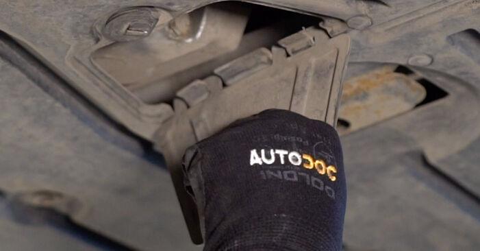 BMW 3 SERIES 335i 3.0 Ölfilter ausbauen: Anweisungen und Video-Tutorials online