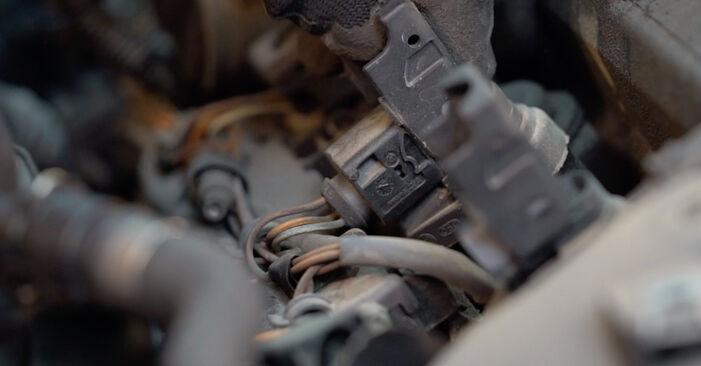 Schritt-für-Schritt-Tutorial zum eigenständigen Austausch von BMW E92 2004 325i 2.5 Zündkerzen