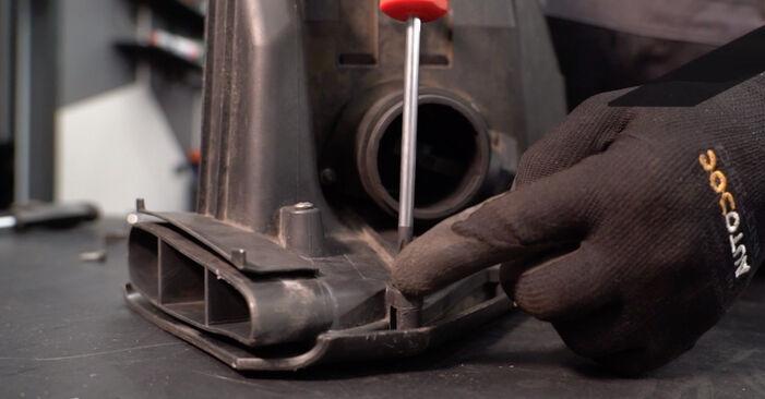 Zweckdienliche Tipps zum Austausch von Luftfilter beim BMW 3 Cabrio (E46) 325Ci 2.5 2004