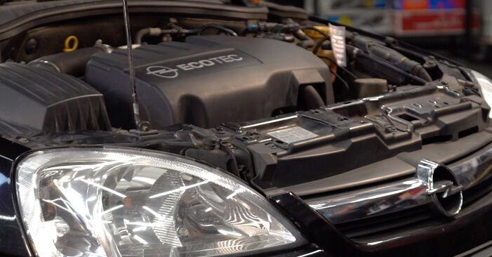 Hogyan Opel Corsa C 2000 Olajszűrő cseréje - ingyenes PDF és videó-útmutatók