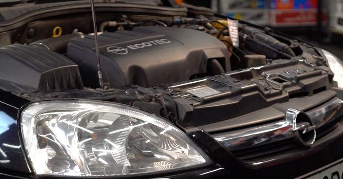 Kā nomainīt Degvielas filtrs Opel Corsa C 2000 - bezmaksas PDF un video rokasgrāmatas