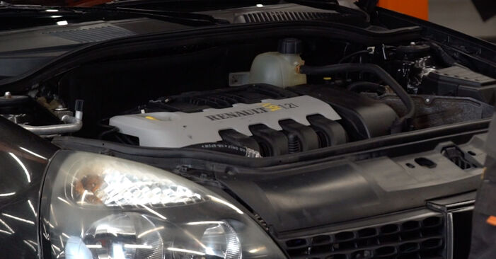 Kako zamenjati Oljni filter na Renault Clio 2 1998 - brezplačni PDF in video priročniki