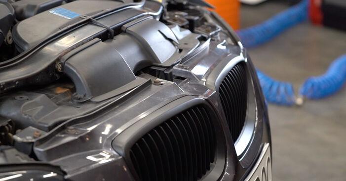 3 Coupe (E92) 325i 2.5 2011 Luchtfilter handleiding voor het doe-het-zelf vervangen
