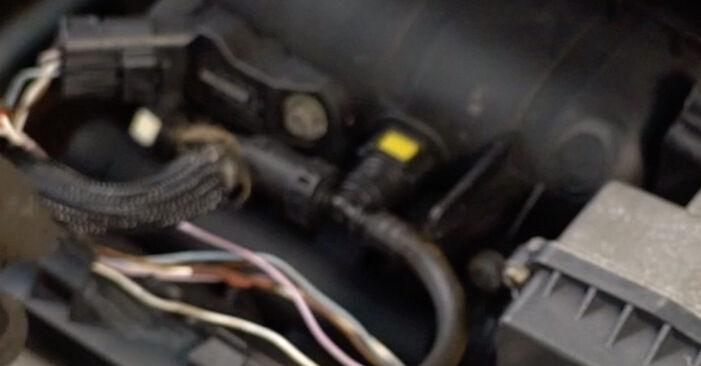 Como substituir Vela de Ignição no CITROËN C3 I Hatchback (FC_, FN_) 2007: descarregue manuais em PDF e instruções em vídeo