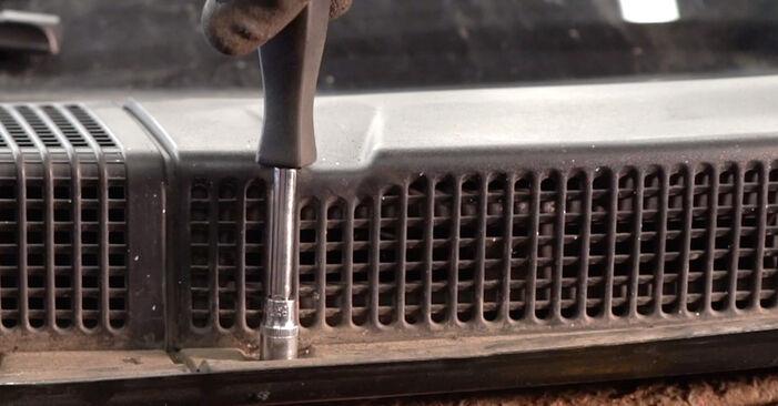 Luftfilter Renault Scenic 2 1.6 2005 wechseln: Kostenlose Reparaturhandbücher