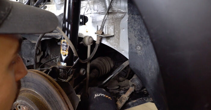 MINI MINI 1.6 S Works Anti Roll Bar Links replacement: online guides and video tutorials