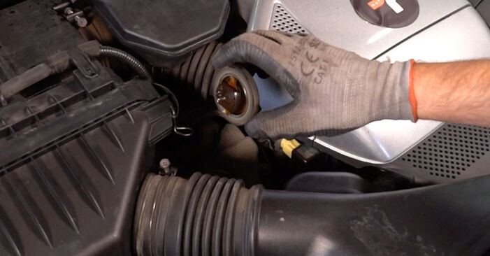 Austauschen Anleitung Ölfilter am Lexus RX XU30 2007 3.3 400h AWD selbst