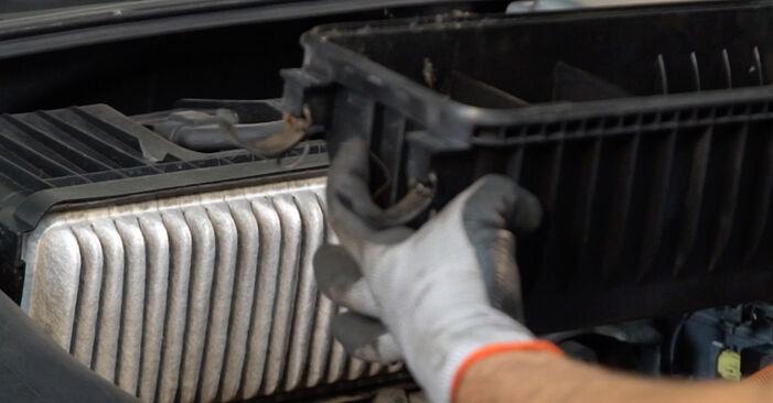 Så lång tid tar det att byta Tändstift på Lexus RX XU30 2005 – informativ PDF-manual