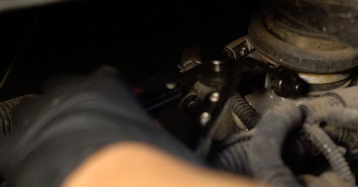 Luftfilter PEUGEOT 107 1.0 2007 wechseln: Kostenlose Reparaturhandbücher