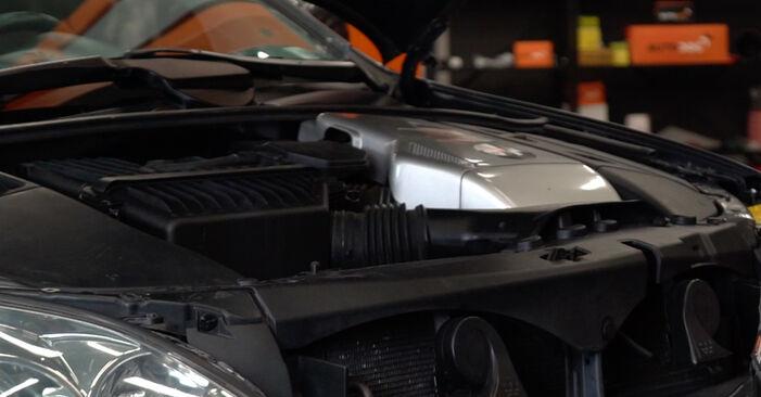 Wie Luftfilter Lexus RX XU30 3.3 400h AWD 2003 tauschen - Kostenlose PDF- und Videoanleitungen