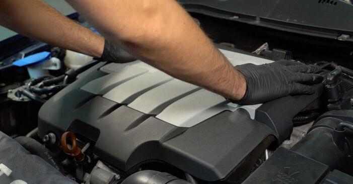 Zweckdienliche Tipps zum Austausch von Ölfilter beim VW Passat Variant (3C5) 1.9 TDI 2007