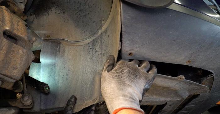 Passat Variant (3C5) 2.0 TDI 4motion 2010 Poly V-Belt DIY replacement workshop manual
