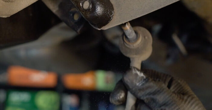Changing of Anti Roll Bar Links on Passat 3C 2007 won't be an issue if you follow this illustrated step-by-step guide