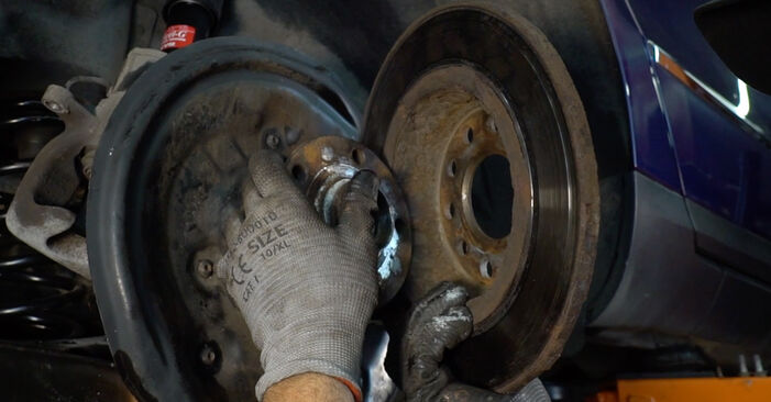 DIY replacement of Wheel Bearing on VW Passat Variant (3C5) 1.9 TDI 2007 is not an issue anymore with our step-by-step tutorial