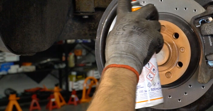 Replacing Springs on Passat 3C 2009 2.0 TDI by yourself