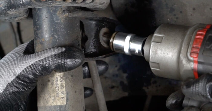 DIY replacement of Springs on VW Passat Variant (3C5) 1.9 TDI 2007 is not an issue anymore with our step-by-step tutorial