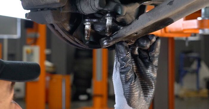 Need to know how to renew Springs on VW PASSAT ? This free workshop manual will help you to do it yourself