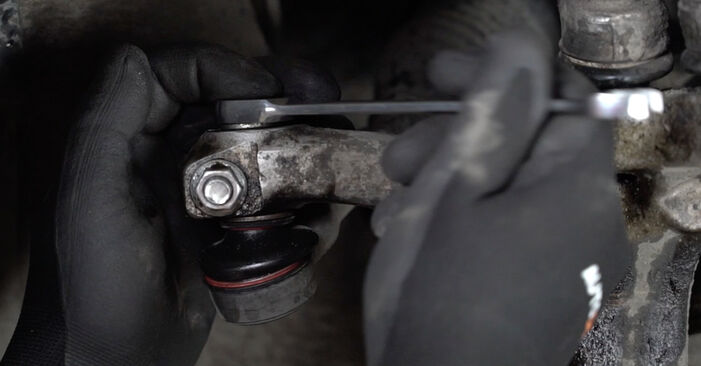 DIY replacement of Shock Absorber on AUDI A4 Saloon (8EC, B7) 2.0 TDI 2008 is not an issue anymore with our step-by-step tutorial