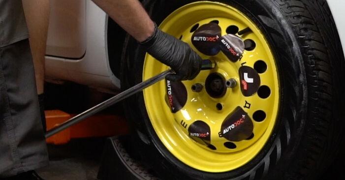 Remplacer Amortisseurs sur Renault Clio 3 2015 1.5 dCi par vous-même