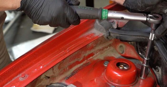Zweckdienliche Tipps zum Austausch von Stoßdämpfer beim SEAT Ibiza III Schrägheck (6L) 1.2 2008