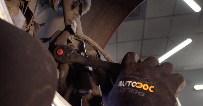 3 Cabrio (E46) 323Ci 2.5 2001 320Ci 2.2 Stoßdämpfer - Handbuch zum Wechsel und der Reparatur eigenständig