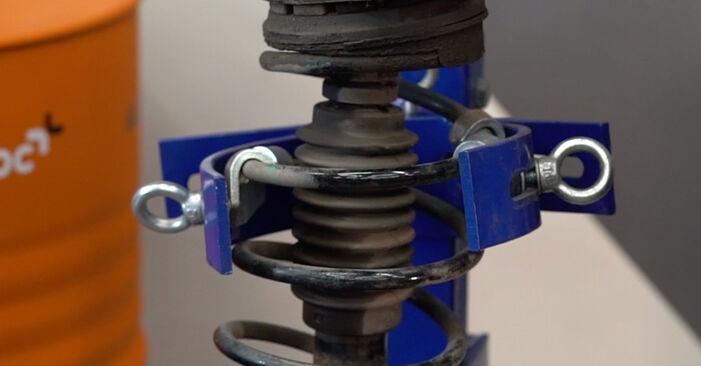 Stoßdämpfer am RENAULT MEGANE II Stufenheck (LM0/1_) 1.5 dCi (LM0F, LM0T, LM2B) 2006 wechseln – Laden Sie sich PDF-Handbücher und Videoanleitungen herunter