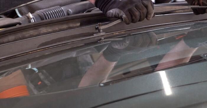 Focus II Sedan (DB_, FCH, DH) 1.6 Ti 2006 Lengéscsillapító csináld magad csere szervizelési útmutató